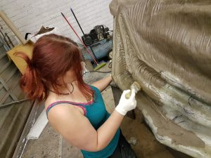Leathery, wings,Incredible-Creations, Victoria Morris, Lee Nicholson, Dragon, Sculpture, Climbing, climbable