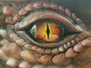 Eyes, hand painted, Glass, Cabochon,Incredible-Creations, Victoria Morris, Lee Nicholson, Dragon, Sculpture, Climbing, climbable